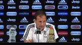 """29/08/2015 - Allegri verso Roma-Juve: """"Voglio vincere giocando bene"""""""