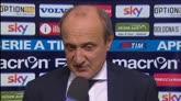 """Delio Rossi: """"Non meritavamo di perdere"""""""