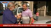 Migranti, l'incontro a Budapest con la famiglia di Marwan