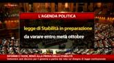 Tra riforme e tasse, autunno in salita per Renzi