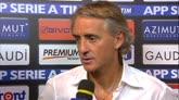 """30/08/2015 - Mancini: """"Sono soddisfatto, ma non si può sempre soffrire"""""""