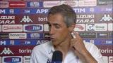 """31/08/2015 - Sousa: """"Quanti errori, abbiamo concesso troppo al Torino"""""""