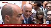 Roma, Gabrielli: non esistono diarchie, sindaco è uno solo