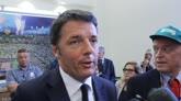 """13/09/2015 - Renzi: """"Weekend trionfale per lo sport italiano"""""""