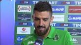 """Magnanelli: """"Ho fatto un bel gol. Non succede spesso"""""""