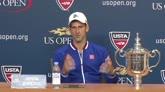 14/09/2015 - Federer ko, Nole si gode gli Us Open