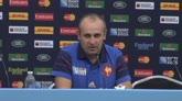 """18/09/2015 - Il ct francese: """"Non sottovalutare l'Italia"""""""