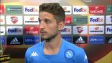 "Napoli, Mertens: ""Era importante vincere"""