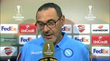 "Napoli, manita al Bruges. Sarri: ""Bene non aver preso gol"""