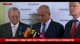 23/09/2015 - Volkswagen, l'ad Martin Winterkorn annuncia le dimissioni