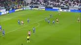 Juventus-Frosinone 1-1