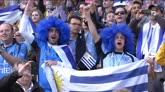 27/09/2015 - Rugby, le immagini più belle di Australia-Uruguay