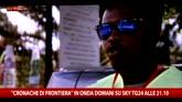 29/09/2015 - Cronache di frontiera, docu-serie in 4 puntate