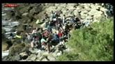 30/09/2015 - Sgomberato presidio migranti a Ventimiglia