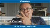 Carlo Verdone presenta Cinemadays