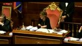 Riforme, approvato l'art. 2. Polemiche per la bagarre