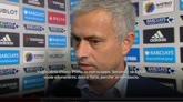 """04/10/2015 - Mourinho: """"Esonero? Io sono il migliore allenatore..."""""""
