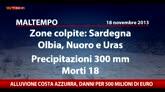 Alluvioni, i precedenti in Italia