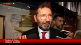 """Roma, Marino: """"Sulle spese ha già risposto il Campidoglio"""""""