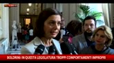 Laura Boldrini: in questa legislatura escalation di insulti