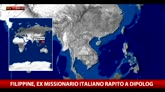 Filippine, ex missionario italiano rapito a Dipolog
