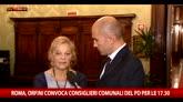 """Marino, De Marchis (Sel): """"Non ci sono più le condizioni"""""""