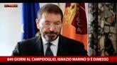 849 giorni al Campidoglio, Ignazio Marino si è dimesso