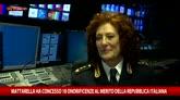 Da Mattarella 18 onorificenze, a Sky TG24 Elvira D'Amato
