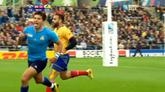 11/10/2015 - Rugby World Cup, Italia-Romania 32-22