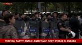 Strage Ankara,procura dispone ordine di riservatezza