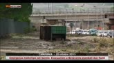 Maltempo nel Sannio, evacuazioni a Benevento