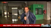 Maltempo a Benevento, aziende nuovamente sommerse dal fango