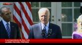 22/10/2015 - Usa 2016, Joe Biden: non mi candido, ma non starò zitto