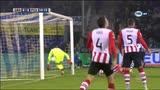 31/10/2015 - De Graafschap-PSV Eindhoven 3-6