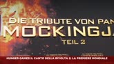 Hunger Games 2 - sul red carpet con Jennifer Lawrence