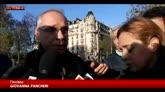 Parigi, console Cavallari: confermiamo morte Valeria Solesin