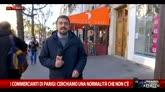 I commercianti di Parigi: cerchiamo di tornare a normalità