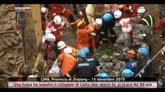 Frana in Cina, decine di vittime