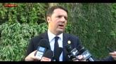 Renzi: riportare Russia a tavolo comunità internazionale