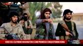 In un video militanti Isis minacciano Washington e Roma