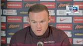 """17/11/2015 - Rooney: """"Giorni drammatici, ma ora si gioca"""""""