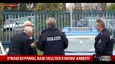 Strage Parigi, raid sull'Isis e nuovi arresti