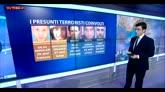 Parigi, ecco chi sono i presunti terroristi coinvolti