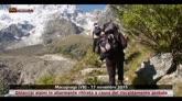 Scioglimento dei ghiacciai alpini