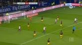 Amburgo-Borussia Dortmund 3-1