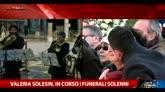 I funerali di Valeria Solesin