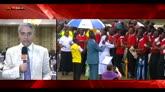 """Kenya, Papa Francesco: """"Serviamo un Dio di Pace"""""""