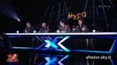 26/11/2015 - I giudici commentano l'esibizione dei Moseek