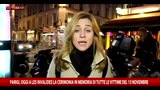 Parigi, a Les Invalides la cerimonia per le 130 vittime