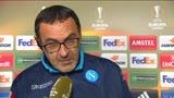 """Sarri non pensa all'Inter: """"Ho fame, devo andare a cena"""""""